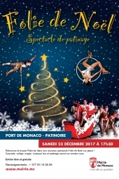 Spectacle sur glace